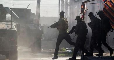 مقاومة شرسة تواجهها القوات العراقية شرقي الموصل