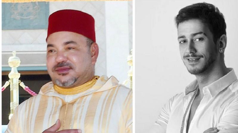 ملك المغرب يكلف محاميه الخاص الدفاع عن سعد لمجرد في فرنسا