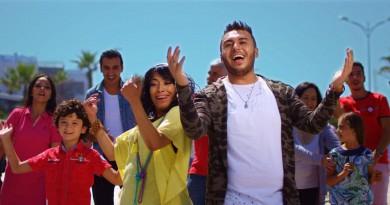النجم المغربي ''زكرياء الغفولي'' يطرح كليب ''زيد فالمزيكا''