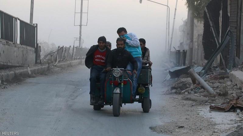 الأمم المتحدة: الهلال الأحمر السوري سجل نزوح 4000 من شرق حلب