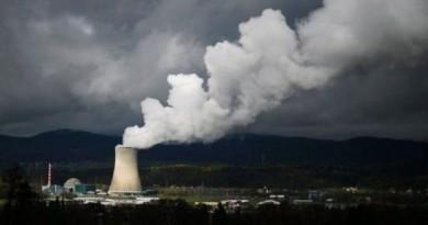 السويسريون يرفضون التخلي عن الطاقة النووية في استفتاء