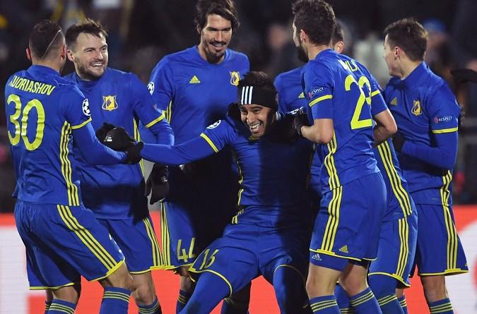 بالصور: روستوف يحقق فوزًا مثيرًا على بايرن ميونيخ
