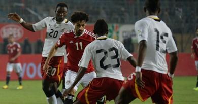 فرانس فوتبول تشيد بثنائية منتخب مصر أمام غانا