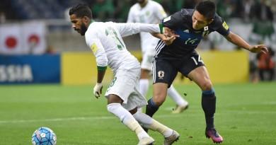 رغم العودة المتأخرة... السعودية تخسر أمام اليابان بثنائية