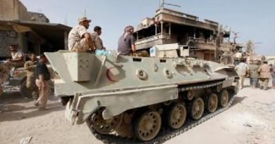 القوات الليبية تتوغل في سرت وتطالب المدنيين بالرحيل