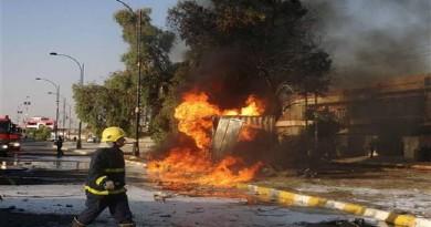 تفجير انتحاري بشاحنة ملغومة يقتل أكثر من 80 بالعراق أغلبهم إيرانيون