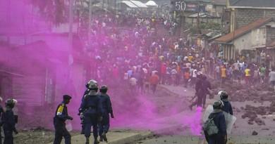 """لا دليل على """"ارتباط المجازر"""" في شرق الكونغو بالتيار المتطرف"""