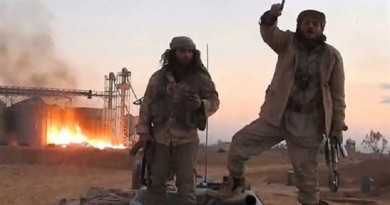 """تنظيم """"داعش"""" يهدد بفتح أبواب الجحيم بعد إعدام """"حبارة"""""""