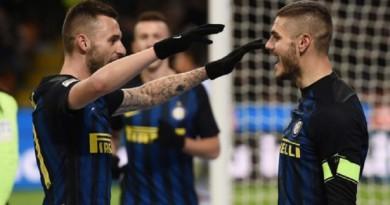 بثلاثية نظيفة إنتر ميلان يسحق لاتسيو في الدوري الإيطالي (فيديو)