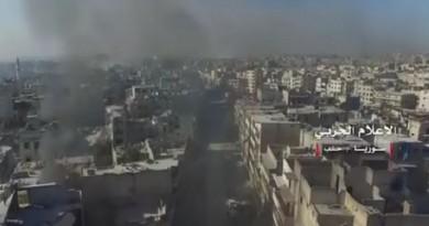 المرصد : قوات النظام تسيطر على احياء حلب القديمة والمعارضة تدعو إلى هدنة