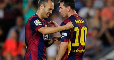 ملخص واهداف مباراة برشلونة وسبورتينج خيخون الدوري الاسباني