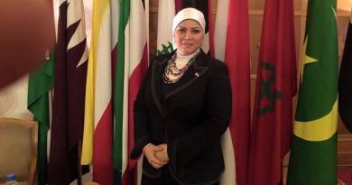 """عمومية نساء مصر تهنئ الإمارات: """"عيدكم عيدنا"""""""