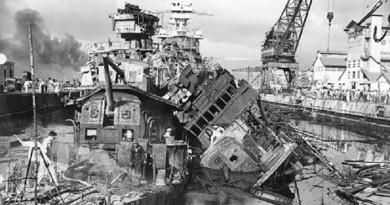 أمريكا تحيي الذكرى السنوية الـ75 لهجوم اليابان على ميناء بيرل هاربر
