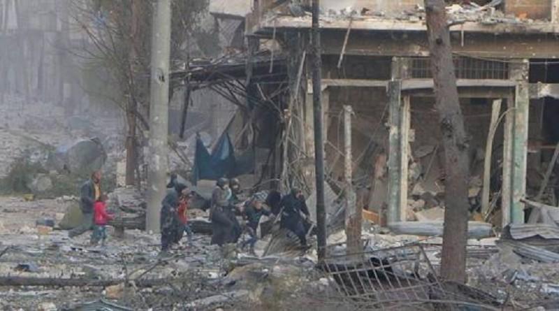 تظاهرات في ألمانيا وفرنسا دعما للمدنيين المحاصرين في شرق حلب