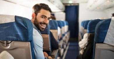 تعرف على آآمن مقعد على متن الطائرة؟