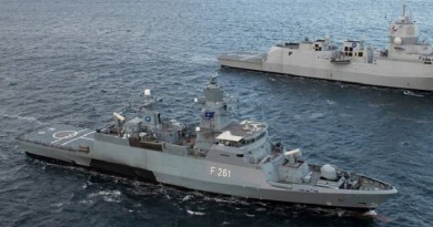 يديعوت أحرونوت: شركة إماراتية تنتج سفنا حربية للبحرية الإسرائيلية