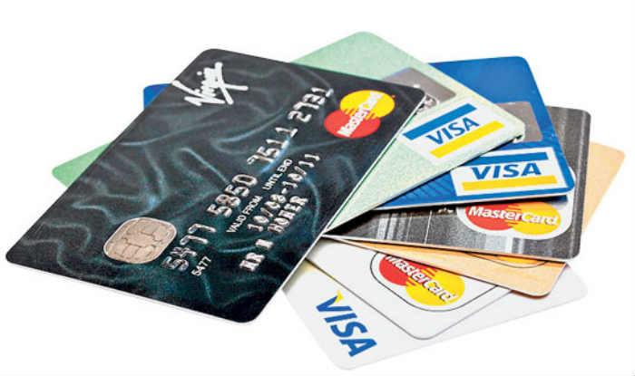 بطاقات فيزا وماستركارد