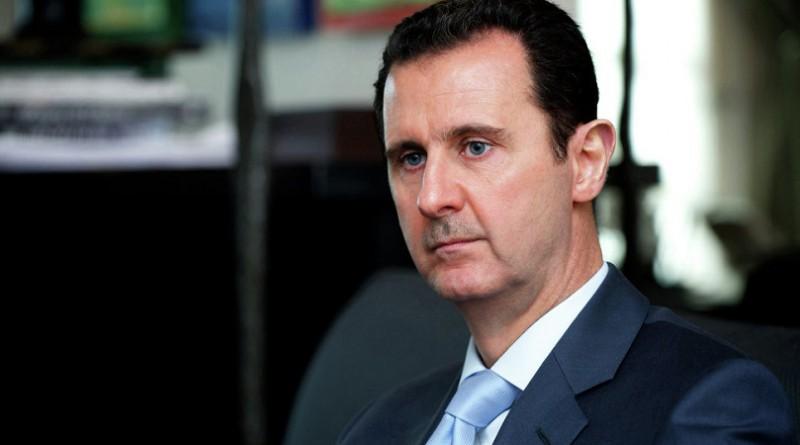 """الأسد يهنئ السوريين بالحدث """"التاريخي"""" في حلب"""