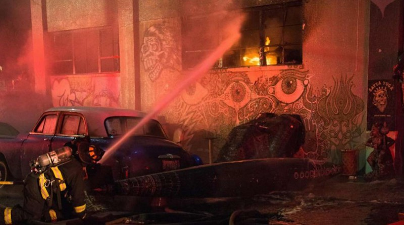 Criminal investigation intensifies in Oakland warehouse fire