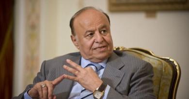 الرئيس اليمنى يحشد قوات وأسلحة لمعركة تعز