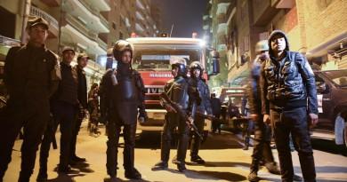 انفجار ثان بمصر.. مقتل شخص وإصابة رجال شرطة