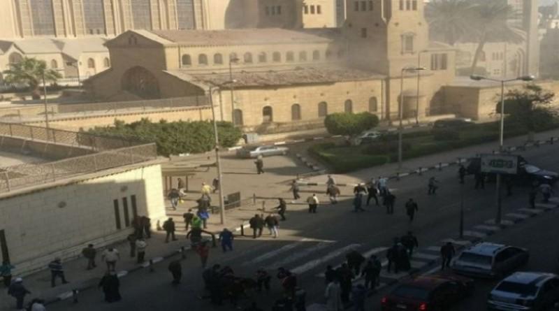 وزارة الصحة: 5 قتلى و10 مصابين في انفجار الكاتدرائية