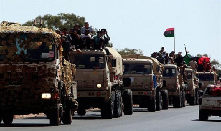 انتهاء هدنة بنغازي والجيش مستعد لتفعيلها لإخراج المدنيين