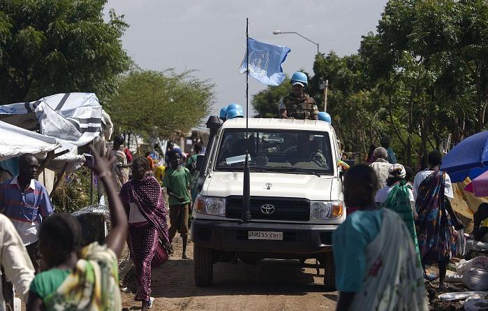 انقسام حول تجديد تفويض البعثة الدولية في جنوب السودان