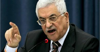 عباس : مؤتمر باريس فرصة دولية لحل القضية الفلسطينية