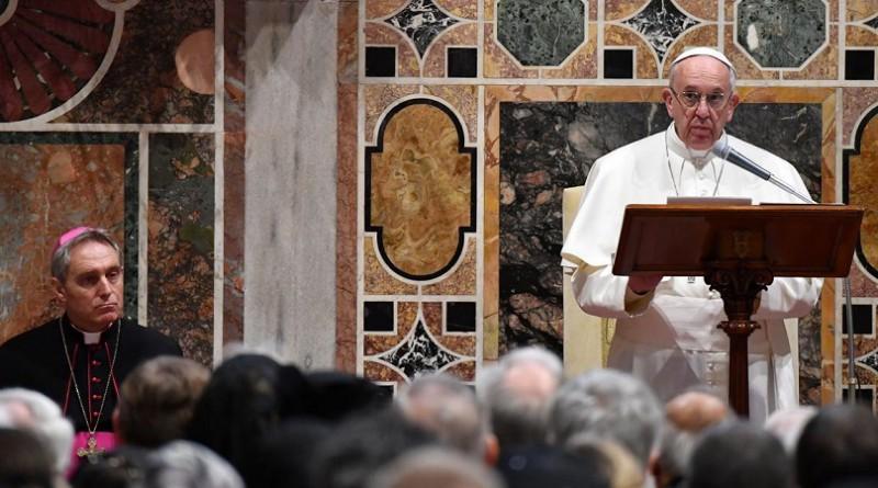 البابا فرانسيس: لا يمكن لأحد أن يقتل باسم الله