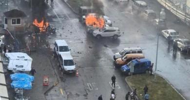 """تفجير في إزمير التركية يسفر عن ضحايا.. ومقتل """"إرهابيين اثنين"""""""