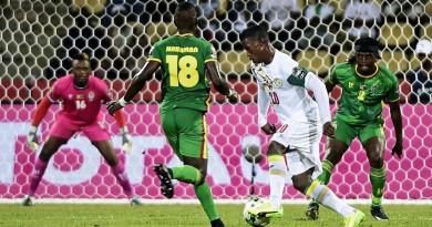 السنغال أول مقعد بدور الـ 8