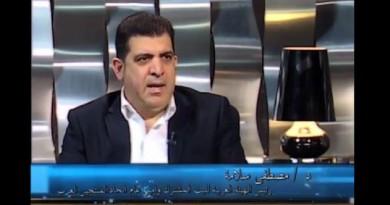 الإعلامي مصطفى سلامة يهاجم تُجَّار الجوائز وبائعي الألقاب الفخرية