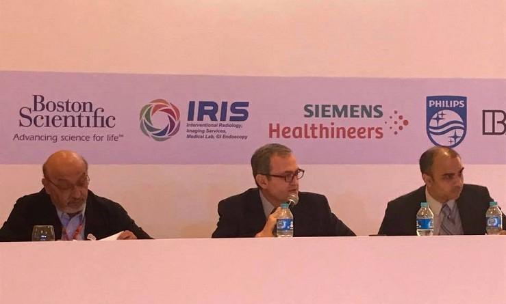 أطباء مصر بالخارج: المؤتمر الأول لعلاج الأورام السرطانية بالأشعة التداخلية رسالة للعالم بأمن وأمان مصر