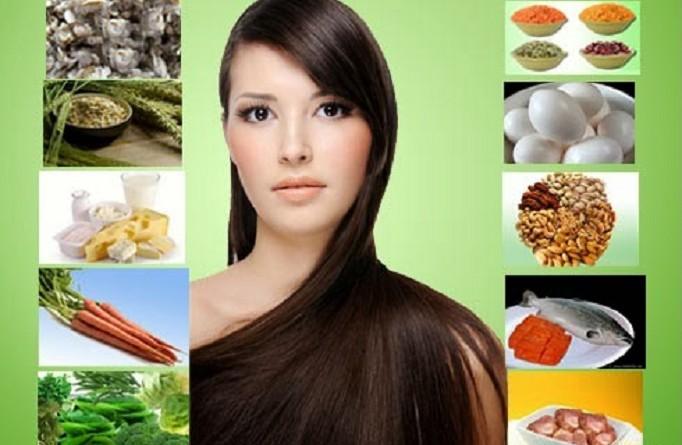 تعرفى على فيتامينات علاج تقصف الشعر