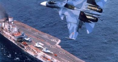 """أكثر من 50 سفينة لحلف """"الناتو"""" رافقت """"الأميرال """"كوزنستيوف"""" خلال رحلتها لسواحل سوريا"""
