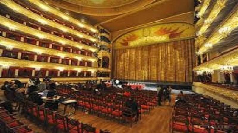 مسابقة دولية لراقصي الباليه في موسكو