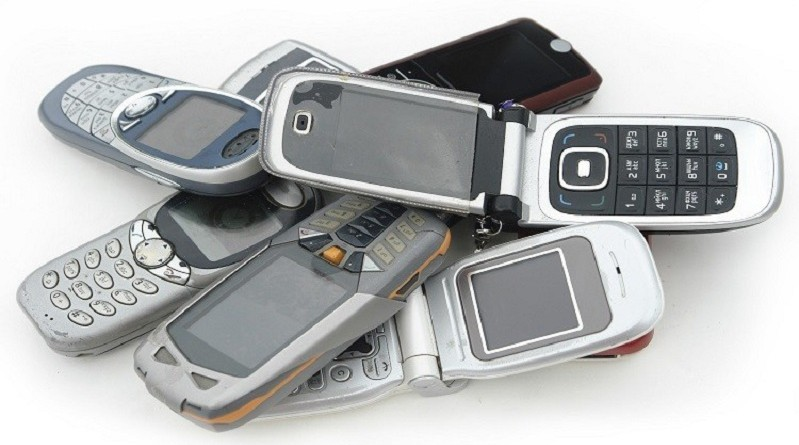 العثور على أقدم هاتف محمول في بريطانيا