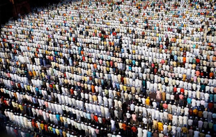المسلمون الأكبر عددًا نهاية القرن الحادي والعشرين