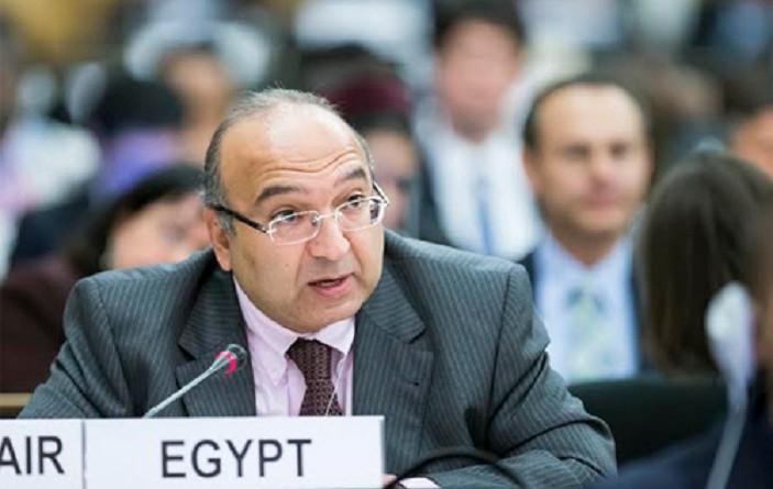 مصر تعرب عن قلقها البالغ إزاء تطورات الوضع في سوريا