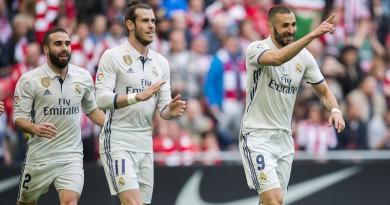 ريال مدريد يحقق فوزًا صعبًا على أتلتيك بيلباو في الليجا