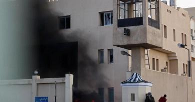 استشهاد عقيد شرطة في انفجار بسيناء
