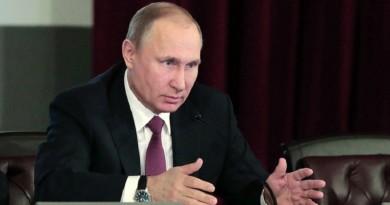 بوتين يقيل 10 جنرالات أمنيين
