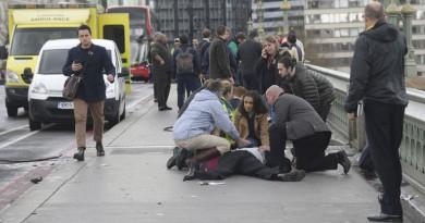 5 قتلى و40 جريحا حصيلة ضحايا هجوم لندن