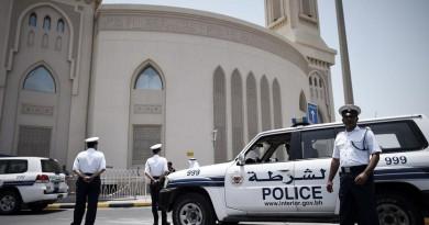 """الإعدام لـ 3 """"إرهابيين"""" في البحرين"""