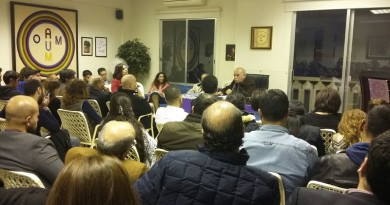 الدكتور جوزيف مجدلاني و ندوة بعنوان: بين الإيمان واليقين