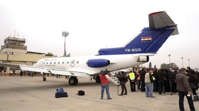 استئناف الرحلات الجوية بين حلب والقاهرة قريبًا