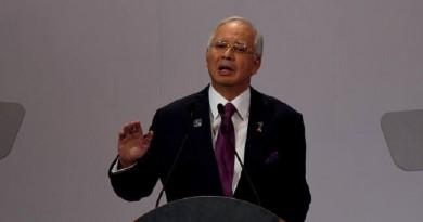 رئيس الوزراء الماليزي نجيب رزاق