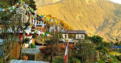 قصة رجل أعاد بناء قرية نيبالية ضربها زلزال مدمر