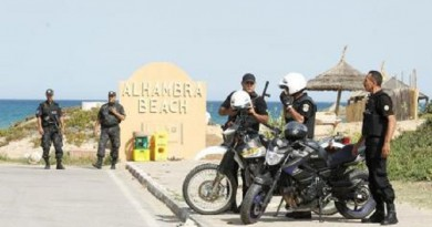 دراسة تخلص إلى أن الأمن يأتي في قمة اهتمامات السياح